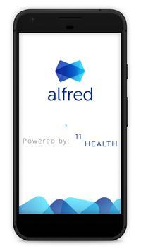 alfred : Smart Care ポスター