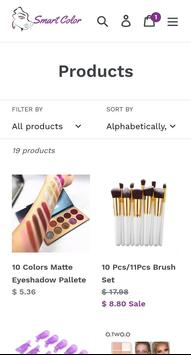 SmartColor - Natural Beauty Cosmetics screenshot 12