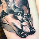 Wolf Tattoos APK