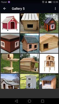 Outdoor Cat House screenshot 1