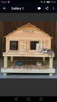 Outdoor Cat House screenshot 3