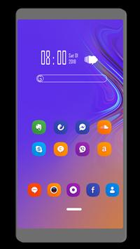 Theme for Samsung Galaxy A50 screenshot 3