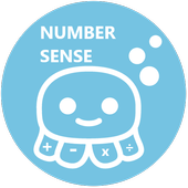Number Sense - Free Math Practice icon