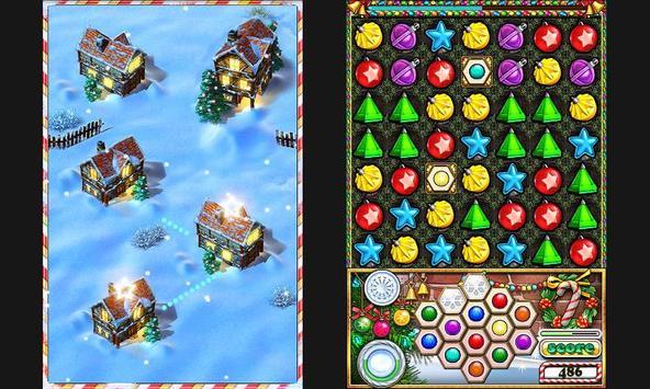 Jewellust Xmas Free screenshot 3