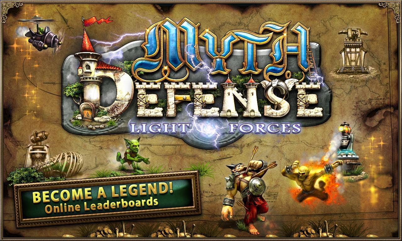 Game phòng thủ Myth Defense LF