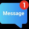 ikon Messenger SMS & MMS