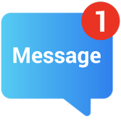 Messenger SMS & MMS-icoon