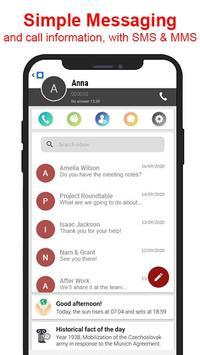 Messenger SMS & MMS screenshot 5