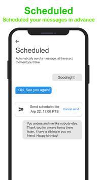 Messenger SMS & MMS screenshot 2