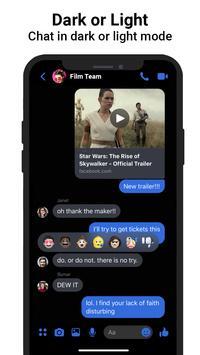 Messenger SMS & MMS screenshot 8