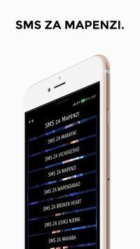 SMS za Mapenzi 2020 ❤ Cartaz