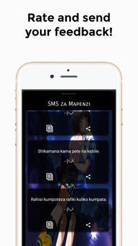SMS za Mapenzi 2020 ❤ imagem de tela 3
