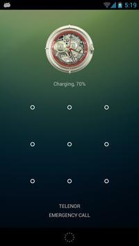 Analog Clock Wallpaper/Widget screenshot 5