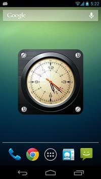 Analog Clock Wallpaper/Widget screenshot 6