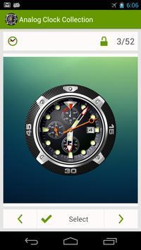 Analog Clock Wallpaper/Widget screenshot 7