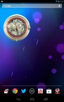 Analog Clock Wallpaper/Widget screenshot 14