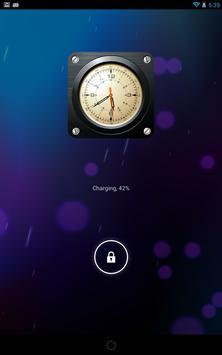 Analog Clock Wallpaper/Widget screenshot 22