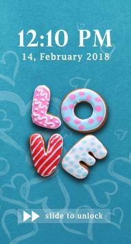 Valentine's Day HD Live Wallpapers : FREE 2018 screenshot 4