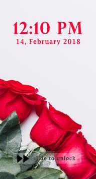 Valentine's Day HD Live Wallpapers : FREE 2018 screenshot 5