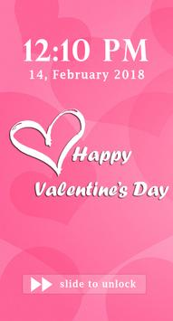Valentine's Day HD Live Wallpapers : FREE 2018 poster