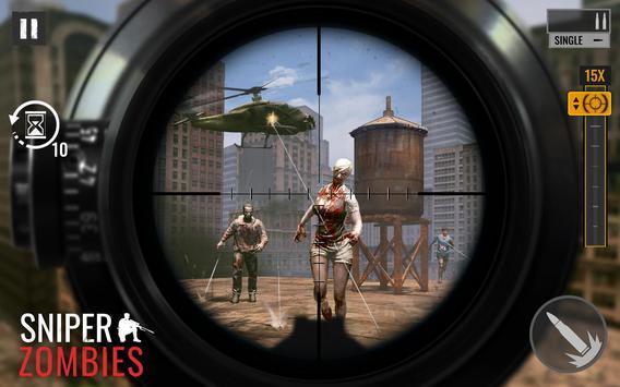 Sniper Zombies screenshot 14