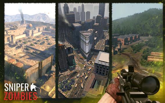Sniper Zombies screenshot 18