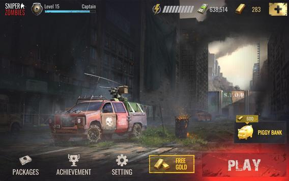 Sniper Zombies screenshot 13