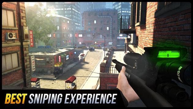 Sniper Honor: Fun FPS 3D Gun Shooting Game 2020 poster