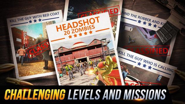 Sniper Honor: Fun FPS 3D Gun Shooting Game 2020 screenshot 17