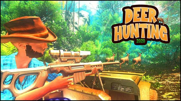 Deer Hunting 2020 poster