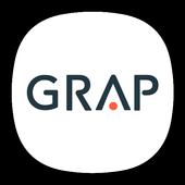 그랩 GRAP - 업무용메신저 l 협업툴 icon