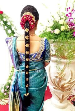Indian Wedding Hairstyles poster