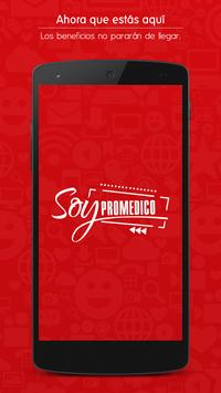 Soy PROMEDICO poster
