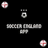 SOCCER ENGLAND APP icon