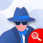 Detective - Check who visited your profile icon