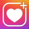 Power нравится и подписчики для Instagram иконка