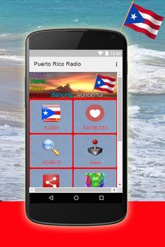 Puerto Rico Radio poster