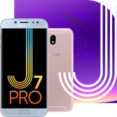 Launcher Theme - Samsung J7 Pro 2017 New Version for Android - APK
