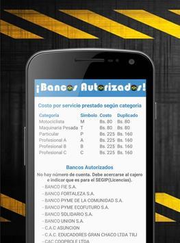 ¡Mi Licencia Bolivia! screenshot 3
