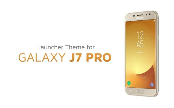 Theme for Galaxy J7 Pro poster