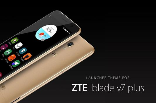 Icon Pack for ZTE Blade V7 Plus poster