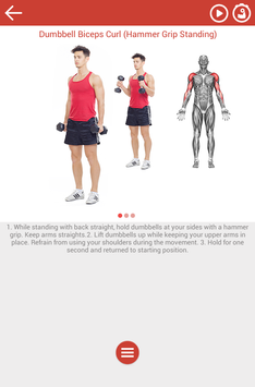 Fitness & Bodybuilding screenshot 15