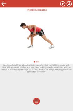 Fitness & Bodybuilding screenshot 16