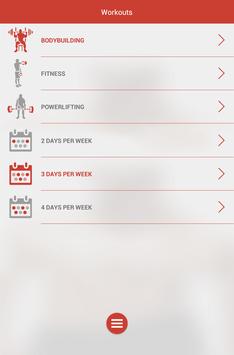 Fitness & Bodybuilding screenshot 20
