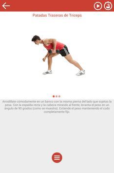 Fitness & Bodybuilding captura de pantalla 15
