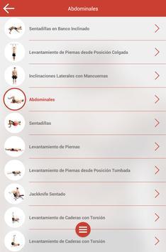 Fitness & Bodybuilding captura de pantalla 17
