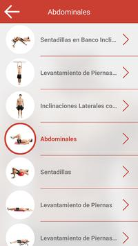 Fitness & Bodybuilding captura de pantalla 1