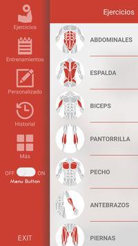 Fitness & Bodybuilding captura de pantalla 2