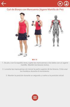 Fitness & Bodybuilding captura de pantalla 7