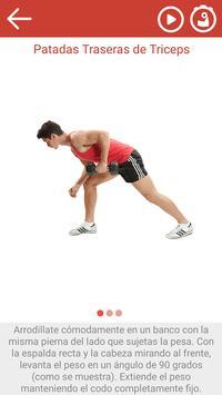 Fitness & Bodybuilding captura de pantalla 5